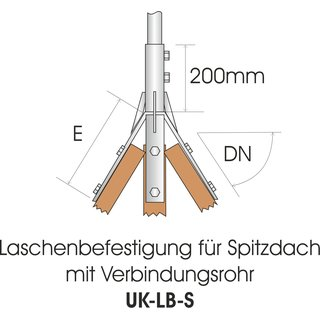Unterkonstruktion UK-LB-S